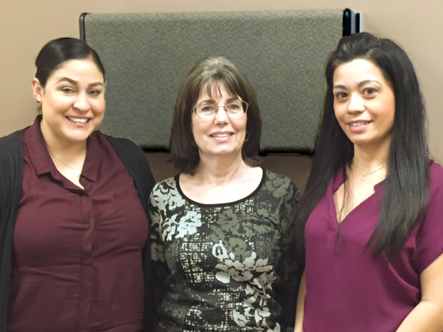 Image of Sylvia Contreraz, Anna Murphy and Janene Perez of Signature Facilities Maintenance Services